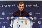 Juraj Bojko v slovenskom drese.