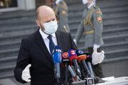 Ministrer obrany SR Jaroslav Naď.