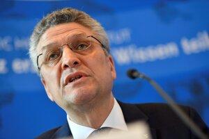 Prezident Inštitútu Roberta Kocha Lothar H. Wieler.