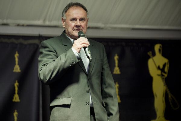 Prezident Slovenskej kanoistiky Ivan Cibák