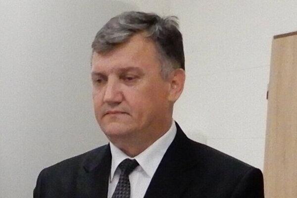 Odvolaný riaditeľ popradskej nemocnice Peter Petruš.