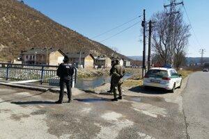 Hornádska ulica v Krompachoch skončila tiež v karanténe.