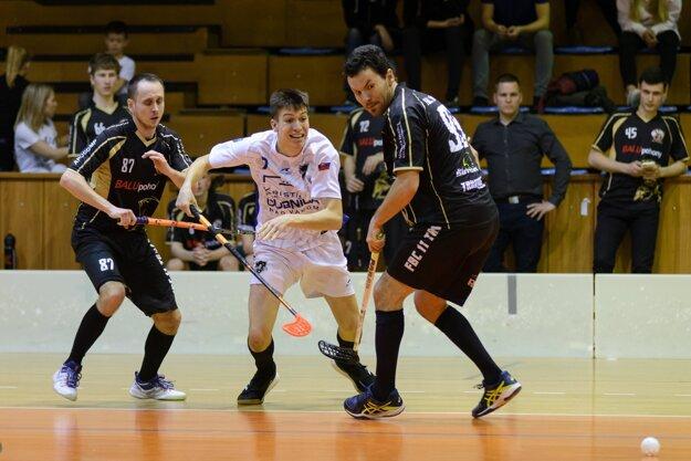 Štvrťfinále play off Trnava - Dubnica