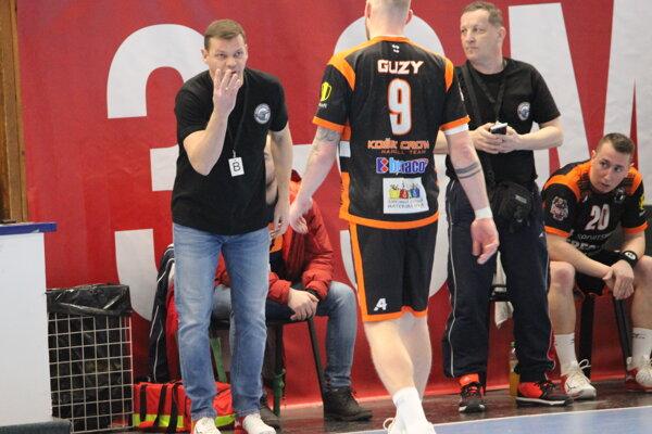 Radoslav Antl (vľavo) by v Košiciach rád pokračoval na poste trénera.