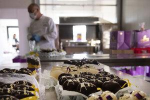 Belgickí výrobcovia čokolády zažívajú ťažké časy.