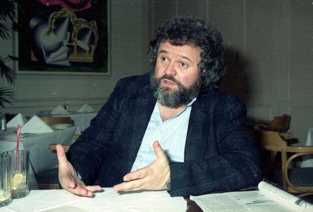 Allen Daviau v roku 1990.
