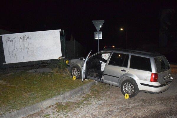 Nehoda v Starej Ľubovni.