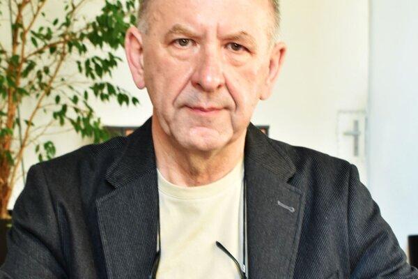 Nový riaditeľ Milan Dubaj.