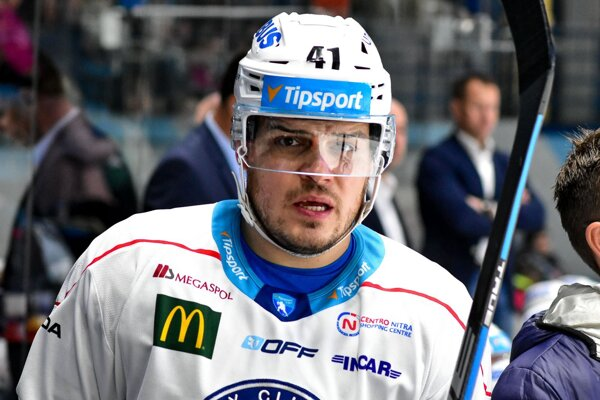 Patrik Lušňák.
