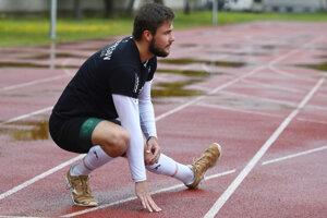 Tomáš Rečičár sa v rámci individuálnej prípravy venuje aj iným športom.