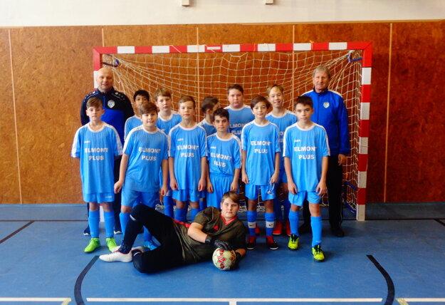 TJ Slovan Dudince U13