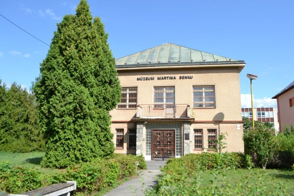 Múzeum Martina Benku.