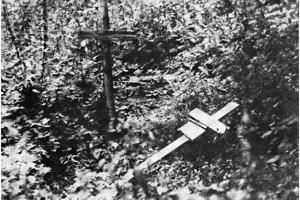 Hroby vojakov 4. čs. samostatnej brigády na bojisku