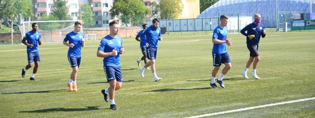 Skupinové tréningy FK Senica.