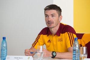 Športový riaditeľ cyklistického tímu Dukla Banská Bystrica Martin Fraňo.