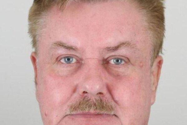 hľadaný 62-ročný muž z Vígľaša.