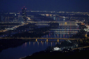 Dunaj je s dĺžkou 2850 kilometrov druhou najdlhšou európskou riekou po ruskej Volge.