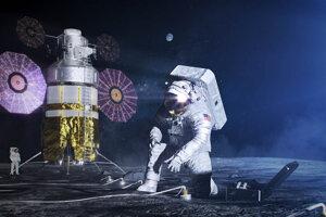 Skafander novej generácie pre lunárnu misiu Artemis