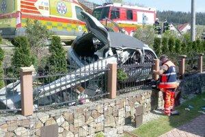 V Radôstke došlo k tragickej nehode.