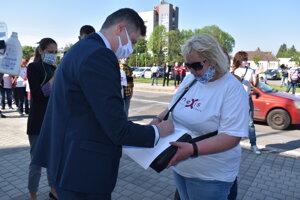 Miloš Meričko podpísal otvorený list zamestnancov.