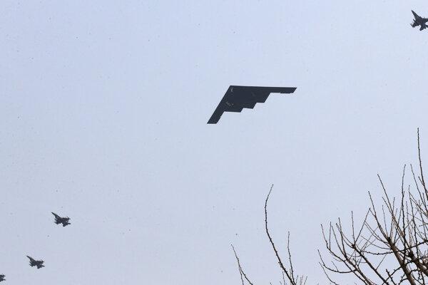 Rusi chcú konkurovať americkému strategickému bombardéru B-2 Spirit.