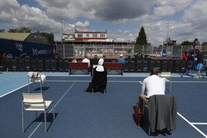 Charitatívny tenisový turnaj O pohár prezidenta Českého tenisového zväzu.