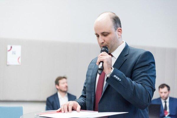 Róbert Hronský, generálny riaditeľ organizácie IUVENTA – Slovenský inštitút mládeže