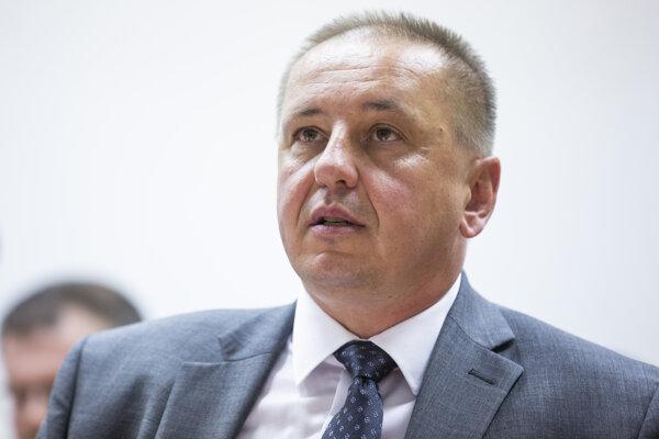 Predseda Štatistického úradu Alexander Ballek.