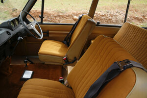 Range Rover Classic 1972