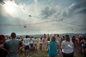 Letecké dni na Sliači pre pandémiu zrušili.
