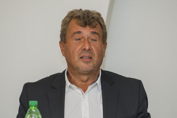 Vladimír Masár.