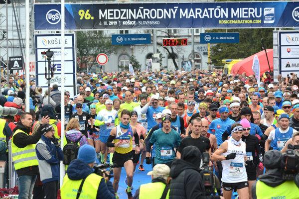 Košický maratón sa uskutoční aj tento rok.