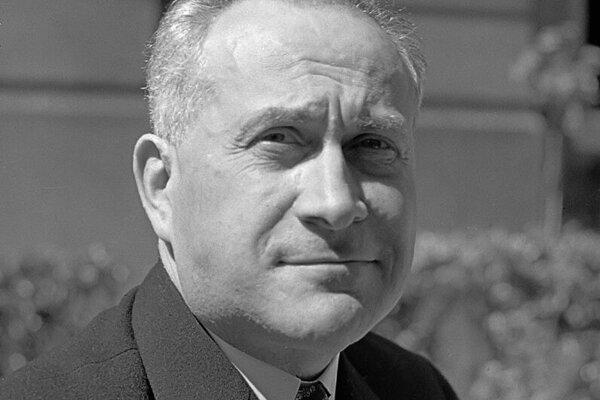 Štefan Osuský. Vernisáž sa uskutoční v rodisku tohto signatára Trianonskej mierovej zmluvy a diplomata.