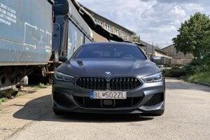BMW M850i Gran Coupé