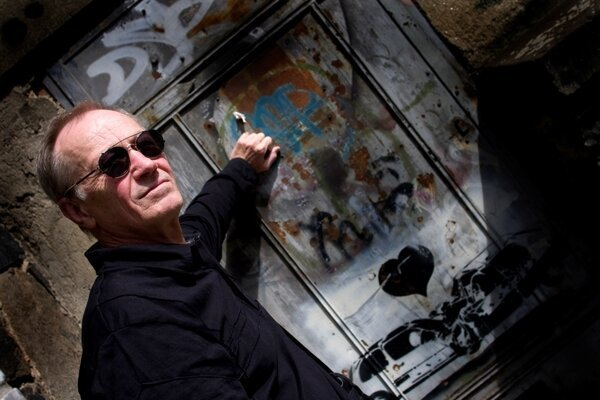 Kameraman Igor Luther (1942 - 2020).