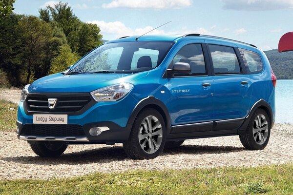 Dacia Lodgy Stepway sa má zmeniť na SUV
