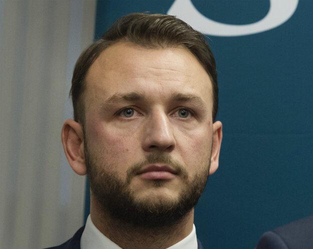 Matúš Šutaj Eštok.