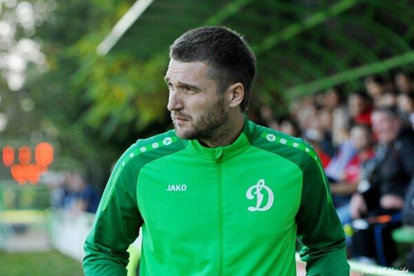 Tréner Malženíc Vladimír Glonek