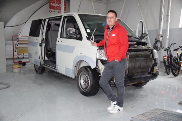 Ladislav Bobek.