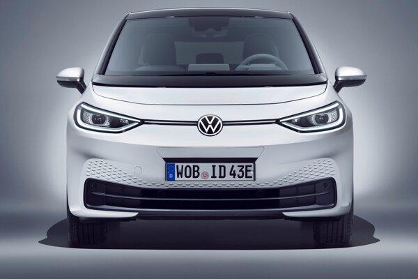 Volkswagen ID.3 1st Edition.