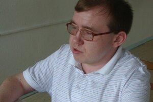Peter Halada, tajomník Z0 ÚNSS v Čadci.