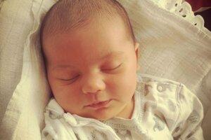 Diana Hajdíková (4470 g, 54 cm) sa narodila 24. apríla Lucii a Petrovi z Pružiny. Teší sa aj dvojročný brat Peťko