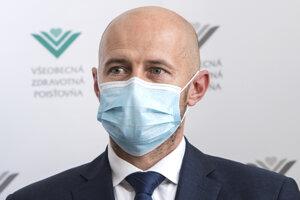 Nový generálny riaditeľ Všeobecnej zdravotnej poisťovne Richard Strapko.