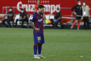 Lionel Messi chce odísť z FC Barcelona.