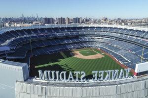 Yankee Stadium - ilustračná fotografia.