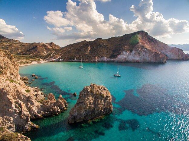 Ostrov Milos