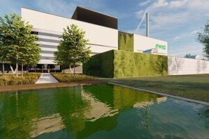 Areál Centra cirkulárnej ekonomiky bude prispôsobený aj návštevám verejnosti.