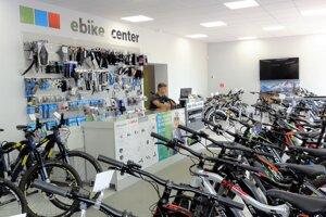 Ebikecentrum na Ul. S. Chalupku, kde nájdete široký výber elektrobicyklov overených značiek.