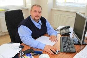 Riaditeľ riadenia dopravy DPMK Ondrej Danko.