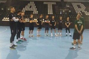 Prešovčania začali prípravu na novú sezónu len s deviatimi hráčmi.
